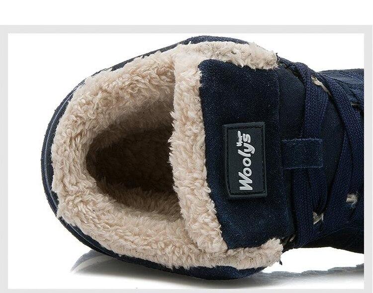 Women's Winter Casual Vulcanize Shoes 14