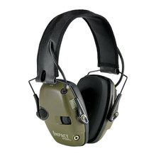 Tactical Headset Noise Reduction Canceling Electronic Earmuff Outdoor Sports Ear protector Shooting Hunting Hearing Protective(China)