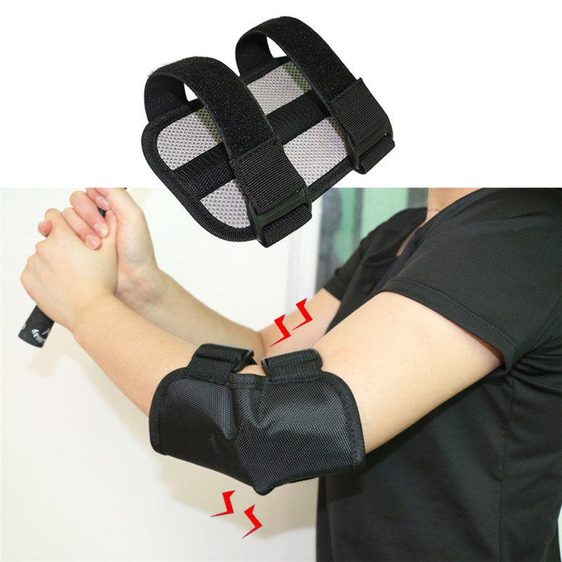 Golf Assistant Elbow Wrist Brace Posture Breathable Cloth Training Aids Arm Corrector Durable  Lightweight