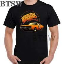 T-shirts dos homens do progam, roupa de rua fresca respirável do hiphop do hiphop da mostra de tv retro 70s 80s