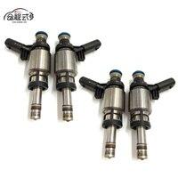 4 06H906036P 06H906036E 06H906036G pc/lote Nova Alta Qualidade injetor de combustível para AUDI A3 A4 A5 A6 Q3 Q5 TT 2.0T L4|Injetor de combustível| |  -