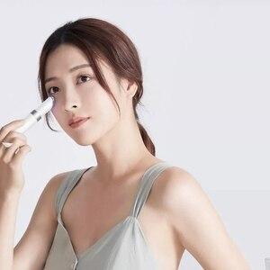 Image 3 - Youpin WéllSkins Eye Massager della Bacchetta LCD Display Eye Massager di Bellezza Bastone Riscaldata Magnetico di Vibrazione Anti Rughe Occhi Cura