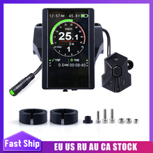 Speedometer-Display Motor-Kit BBSHD Electric-Bicycle BBS02B 850C Bafang Crank-Drive