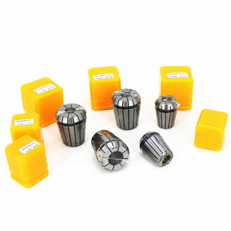 1 قطعة ER11 كوليت 1-7 مللي متر 1/4 1/8 أسطوانة معدنية تشاك الدقة 0.015 مللي متر ل مخرطة الطحن باستخدام الحاسب الآلي أداة المغزل المحرك