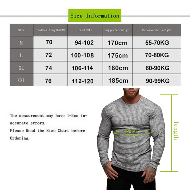 CYSINCOS 2019 Causal Solid Color Men Sweater Slim Fit Long Sleeve Men Pullovers Cotton Blend Knitting Tops Male Knitwear New