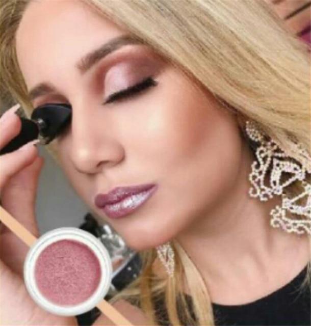10pcs/lot Mini Lazy Eye Shadow Applicator Silicon eyeshadow stamp crease popular For makeup 1