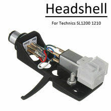 2019 Newest Fashion 1 X LP Audio Phono Stylus Cartridge Unit Headshell Record Turntable Technics SL