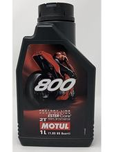 Huile Moto Motul 800 2t Fl Racing 1l