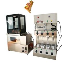 Fabriek Prijs Pizza Kegel Een Set Met Pizza Cone Maker Pizza Kegel Oven Pizza Kegel Display Met 4 Mallen 220V 50Hz Voedsel Verwerkers Huishoudelijk Apparatuur -