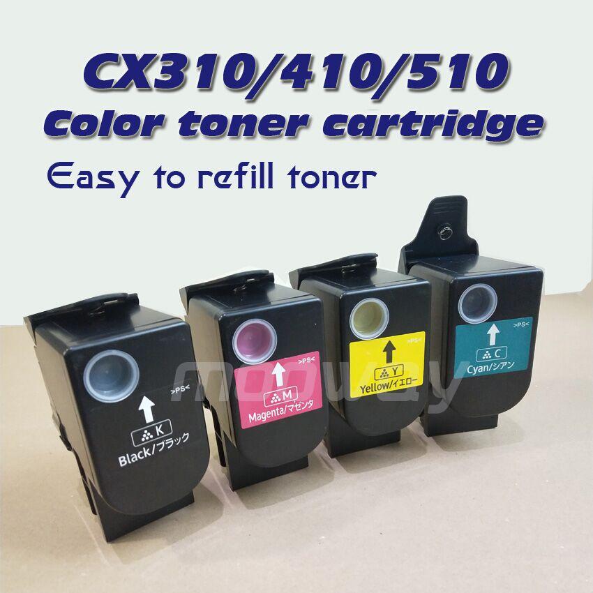 Lexmark 71B10K0 CS317dn CX317dn CS417dn CX417de CS517de CX517de Black Return Program Cartridge Toner