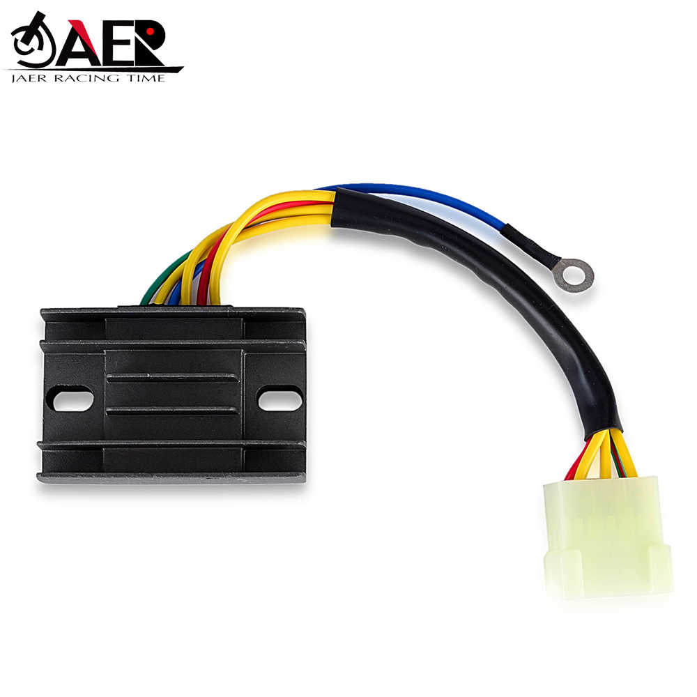 Регулятор напряжения JAER для Aprilia RS125 RX125 SX125 RS250 RS MX ETX Classic RX SX 125 Pegaso 600 650 AP8112434