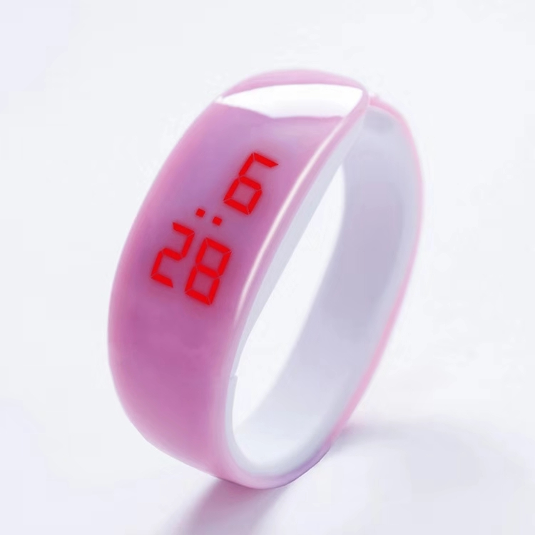 Children's Watches LED Dolphin Electronic Watches Men's and Women's Sports Watch Bracelets Men's and Women's Fashion Students