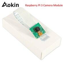 Raspberry Pi 3 Camera Module Cable 1080p 720p Mini Camera 5MP Webcam Video Camera Compatible Raspberry Pi 4 Model B+ Camera doit raspberry pi line rpi pie 30cm 50cm 75cm ribbon data cable camera webcam raspberry pi ribbon data cable for webcam