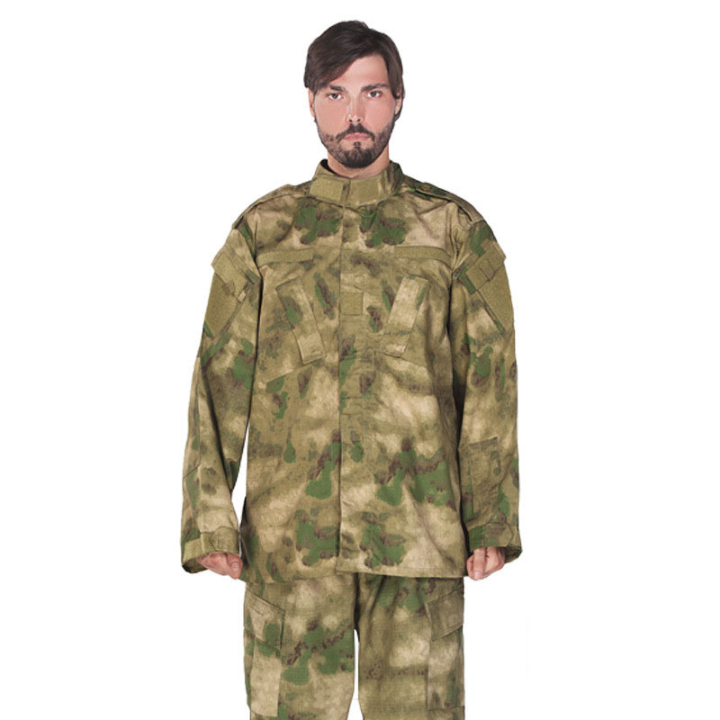 17 Color Men Army Tactical Military Uniform Camouflage Combat Shirt Clothes Special Forces ACU Militar Uniforms for Man Coat Set
