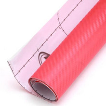 Carbon Fiber Vinyl Auto Wrap Sheet Roll Film Auto Stickers Decals Motorfiets Auto Styling Accessoires Automobiles(China)
