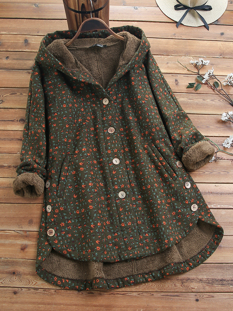 thick long Winter Women outwear Coats