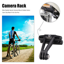 Stabilizer-Holder Bike-Parts Seat-Mount Bicycle-Saddle GOPRO Clip-Rack Bracket-Bike Sport-Camera