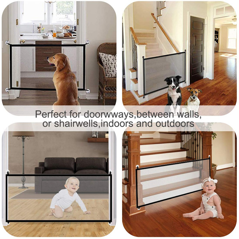 Pet-Soft-Magic-Gate-for-Dogs-Pet-Fences-Portable-Folding-Safe-Guard-Indoor-and-Outdoor-Portable