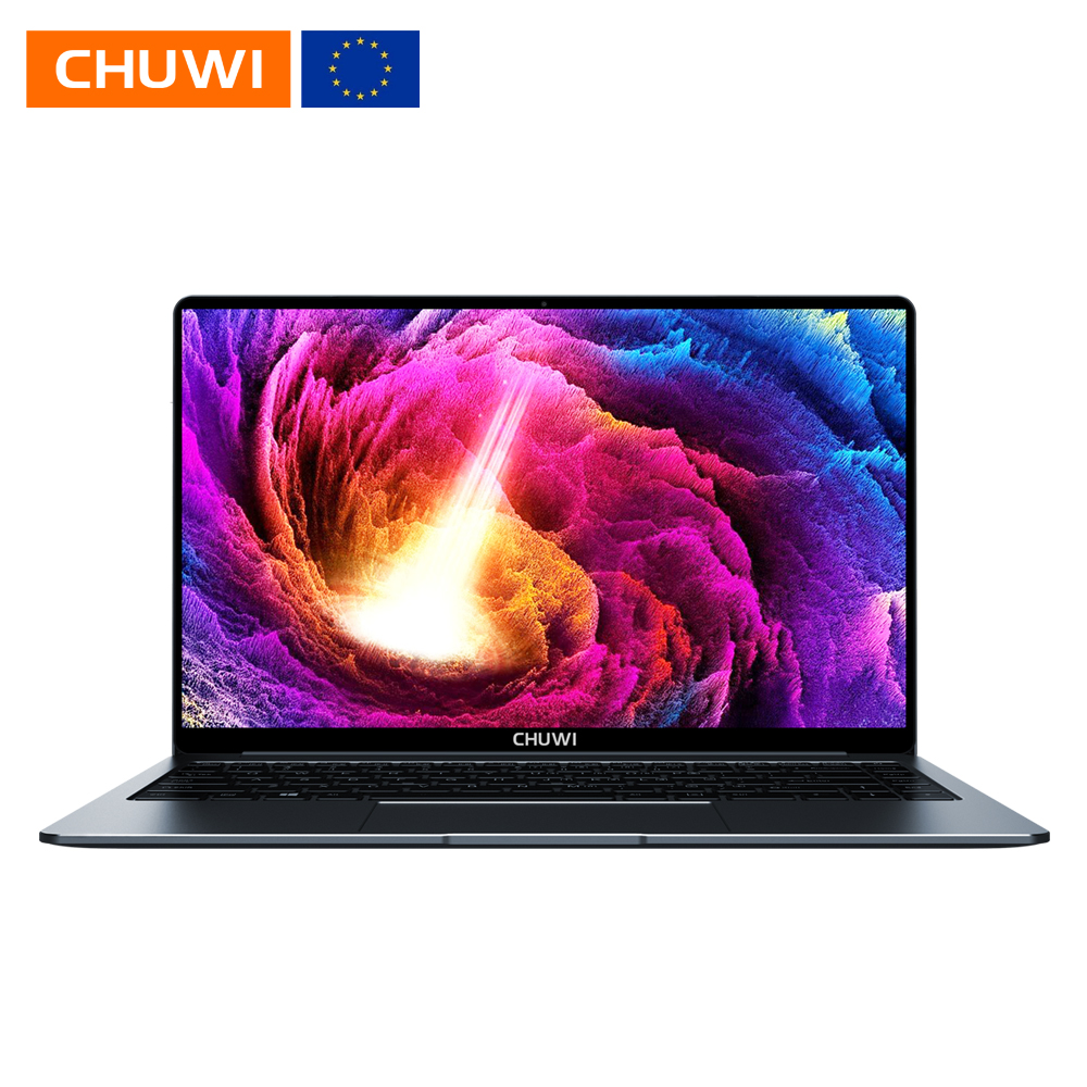 CHUWI LapBook Pro 14.1 Inch 1920*1080 Intel Gemini-Lake N4100 Quad Core 8GB 256GB SSD Windows 10 Laptop With Backlit Keyboard