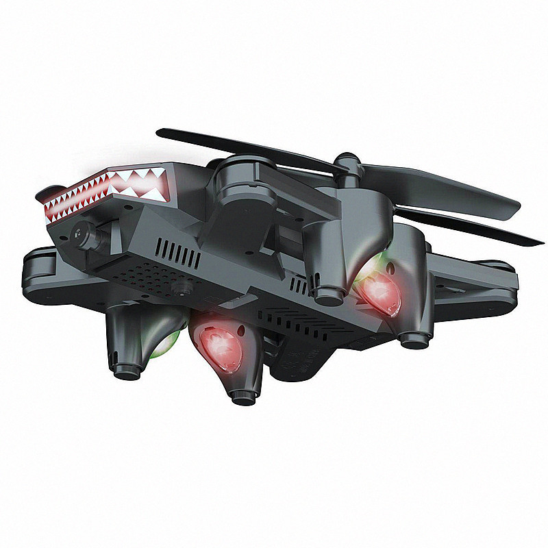 Folding Remote-control Four-axis Aircraft Optical Flow Follow Set High Unmanned Aerial Vehicle Wifi Aerial Pass 809S