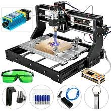 VEVOR CNC 3018 Pro 3 Axis 15W GRBL Control Laser Engraver Machine + 15000mw Laser Head