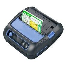 Bluetooth термальный принтер 80 мм/58 мм Карманный Принтер Этикеток Штрих код чайник чековый принтер для Android/iPhone/POS/ESC супермаркет