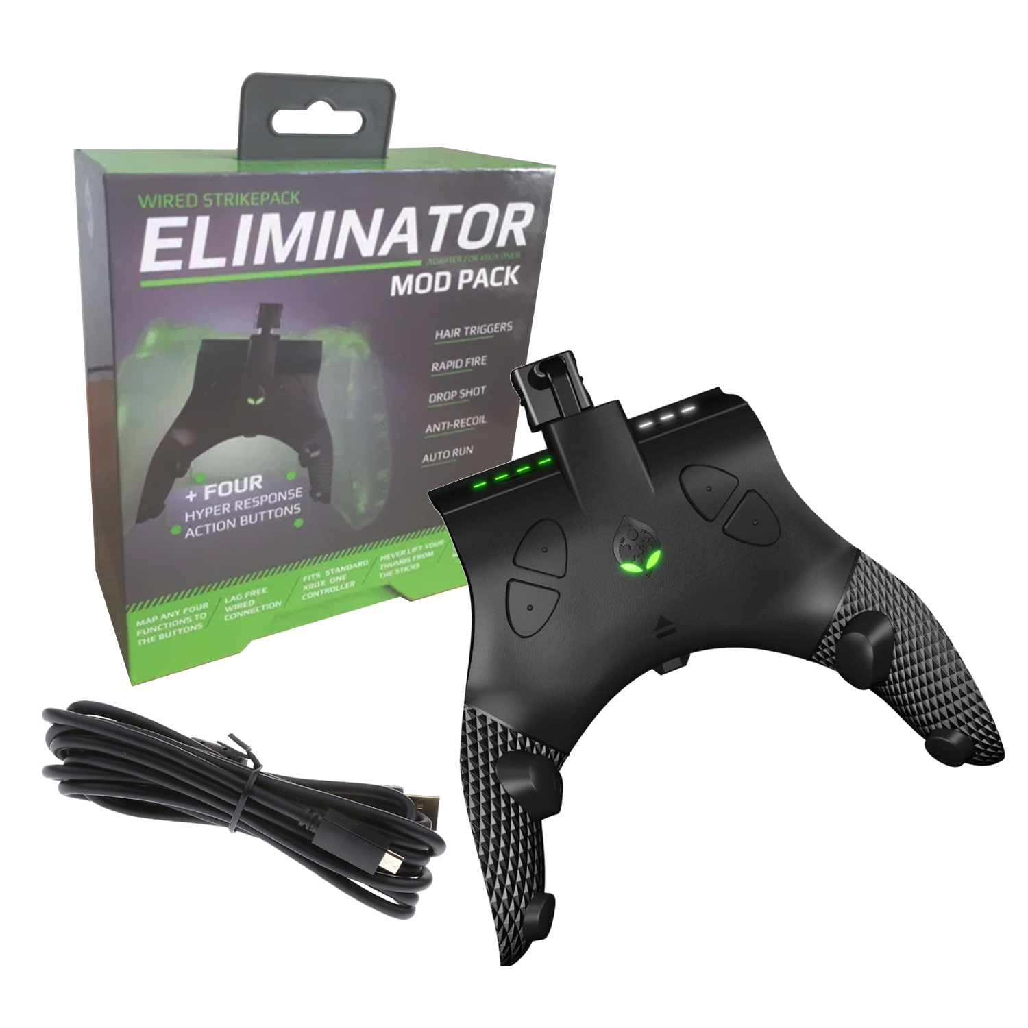 Grip Mod-Pack Eliminator Collective Minds Xbox-One for CM00034 And