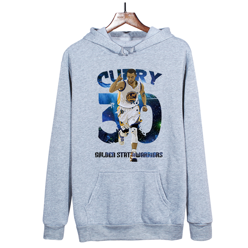 New 2019 Men's Hoodie Curry 30 Printed Hoodies Men's Hoodies Basketball Sweatshirt Casual Fashion Tops
