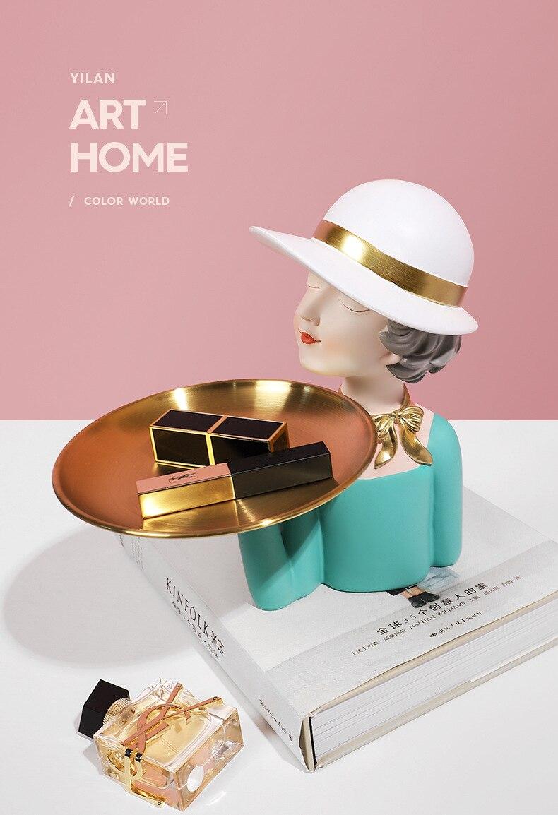 Simplitynordic moderno luz bolha de luxo menina