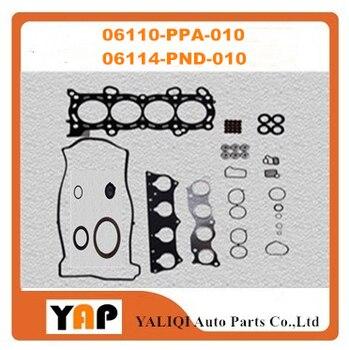 Revisione Kit Guarnizioni Motore PER FITHONDA CRV RD7 2.4L 16V L4 06110-PPA-010 06114-PND-010 2002-2008