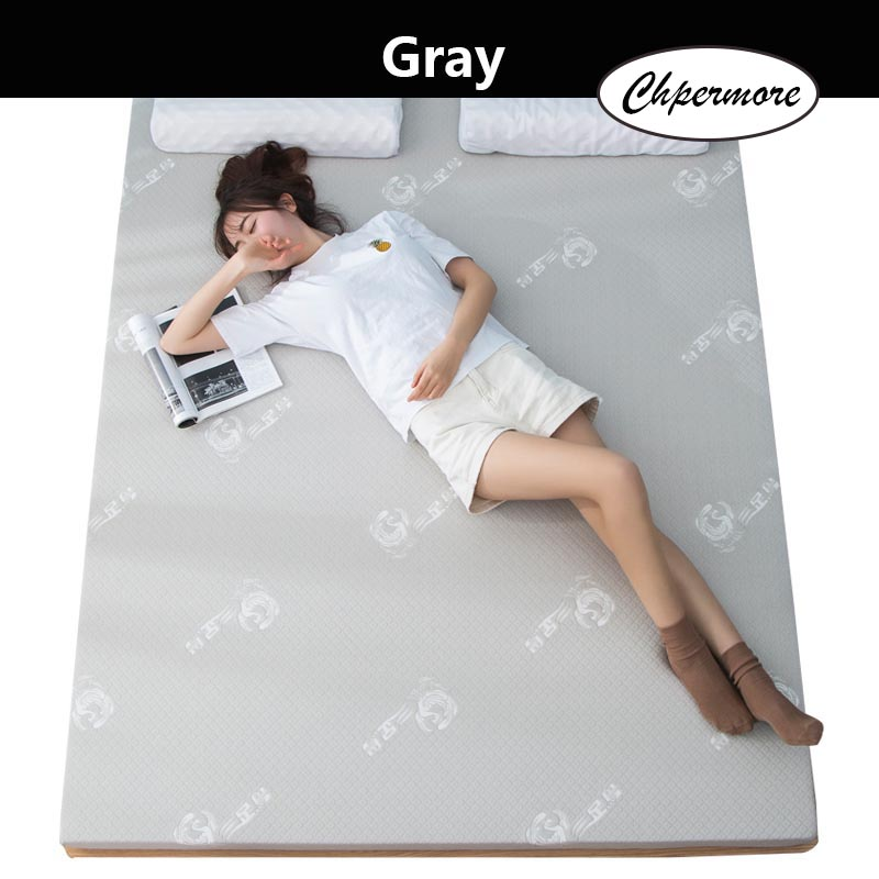 Chpermore Thicken Memory Foam Mattress Foldable Slow rebound Tatami Cotton Mattress Cover Bedspreads King Queen Twin Full Size 2