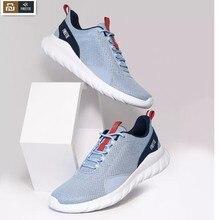 Mijia FREETIE פנאי נעלי עיר ריצת Sneaker גברים קל משקל מאוורר נעליים לנשימה מרענן עבור xiaomi חיצוני ספורט