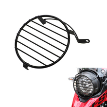 Motorcycle For SUZUKI DL250 V Storm VSTORM DL 250 Headlight Grill Cover Head Light Protection HeadLamp Guard Cover