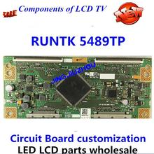 цена на LED TV T_CONOriginal genuine sharp runtk 5489tp 0116fv 1p-013bj00-4011 60a5m logic board  T_CONTCON