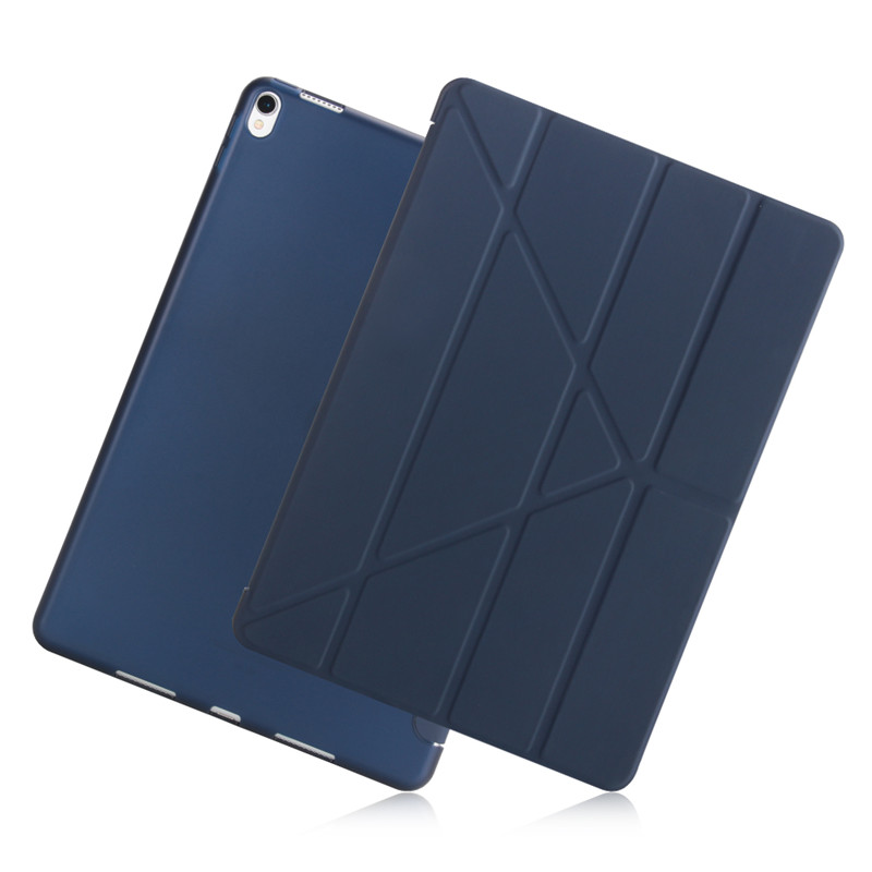 """Image 4 - TPU Case for iPad Pro 10.5"""" Air 3 2019 Protective Stand Cover Magnet Case For iPad 9.7 Case 2017 2018 5th 6th Tablet Cover+Pen-in Tablets & e-Books Case from Computer & Office"""