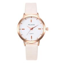 цена Lady ELegant Style Luxury Classic Wrist Watch Fashion Casual Simple Quartz Wristwatch Clock Women Watches Leather Band Watch онлайн в 2017 году