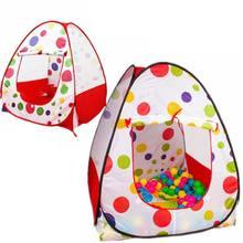 Детская палатка для дома и улицы игрушечный игровой домик Игровая