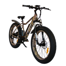 Aostirmotor mountain bike elétrica 26 \
