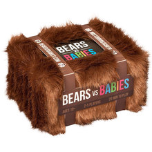 Bears VS Babies Board Game Parent-child Interaction Cards Basic NSFW Expansion Pack Children Strategy Educational Toys