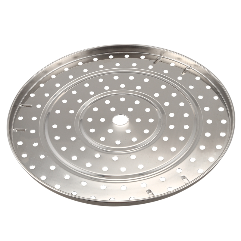 Stainless Steel Kitchen Food Steaming Steamer Rack Stand 27.5cm