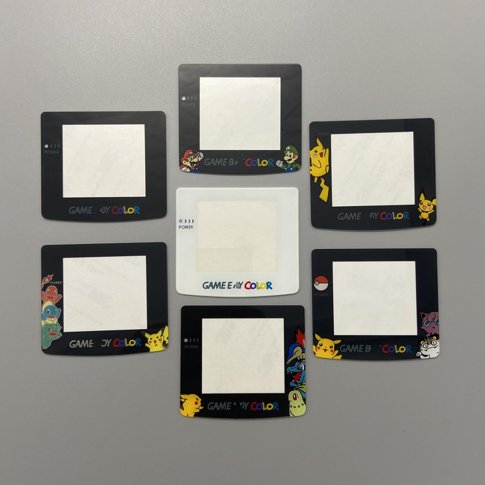 Glass Lens Mirror For Gameboy Color GBC