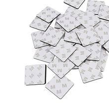 /20/50 шт двухсторонняя поролоновая прочная клейкая лента поверхности пасты коврик монтажный патронов клейкие материалы