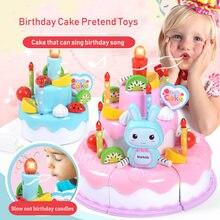 Детские игрушки для кухни торт на день рождения ролевые игры