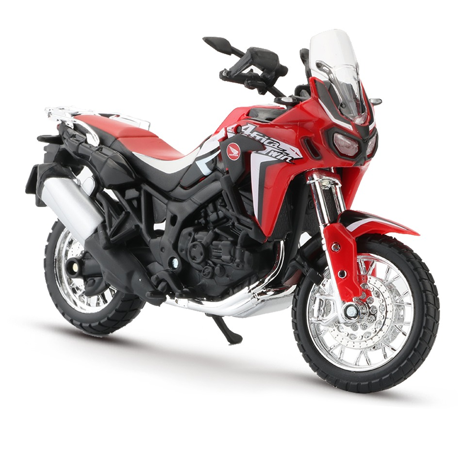 Africa Twin DCT CRF1000L Motorcycle Toy Model 11