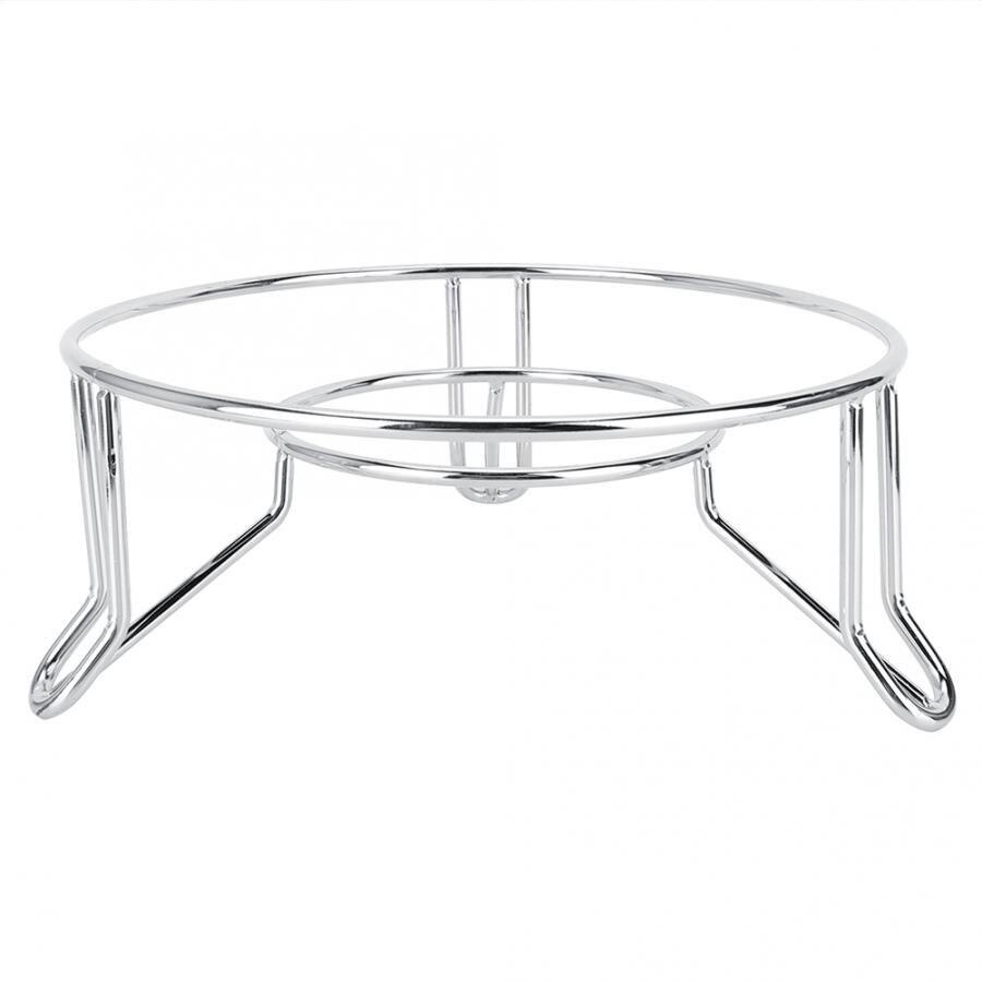 Sink Stainless Steel Kitchen Cabinet Pot Holder Pan Storage Rack Shelf Cookware Organizer Kitchen Accessories