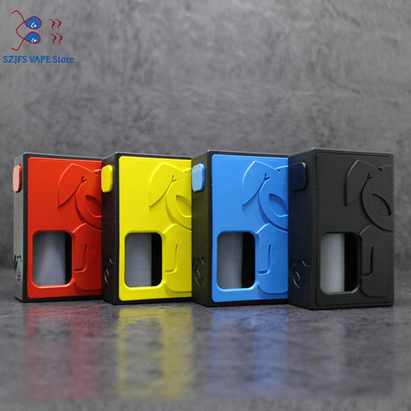Vape Squonk Box Pulse 90 X Mod BF Box Mod Vape With 8ml Squonk Bottle Electronic Cigarette Vape VS THC Thunder Storm BF Box Mod
