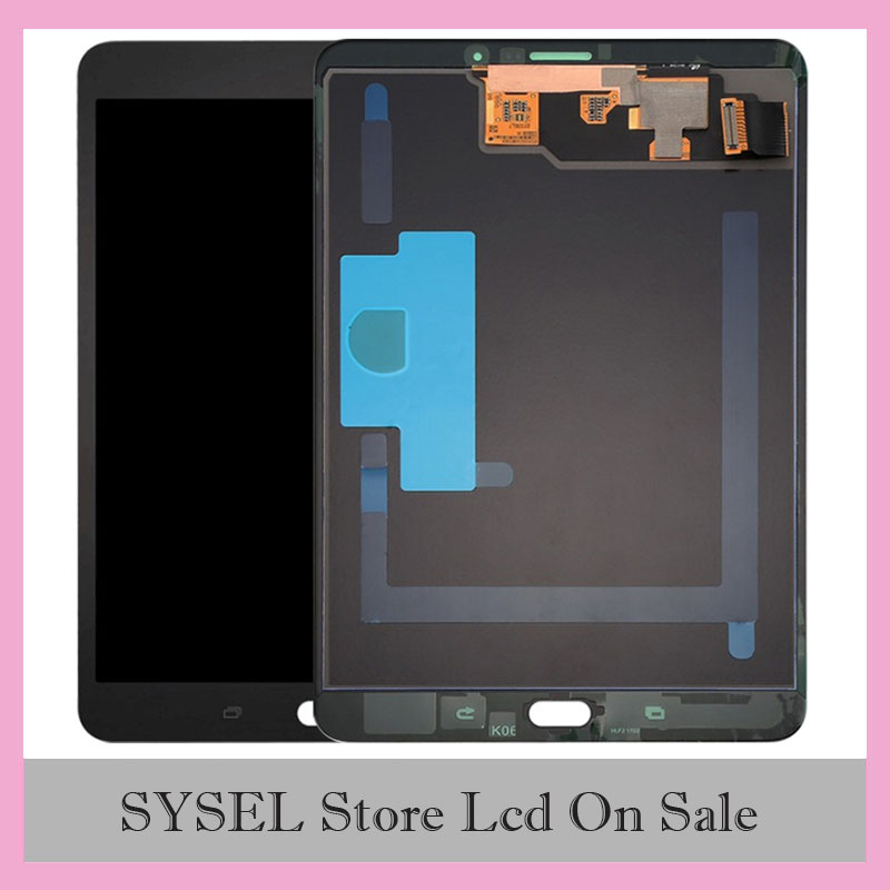 For <font><b>Samsung</b></font> <font><b>TAB</b></font> <font><b>S2</b></font> 8.0 SM-T715 T713 T719 T710 <font><b>LCD</b></font> Display Touch Screen Digitizer Assembly image