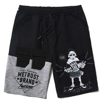 Shorts Men Summer Fashion flower Mens Shorts Casual Cotton baggy vintage Shorts beach Knee Length Shorts 2xl-6xl 7xl 8xl hiphop