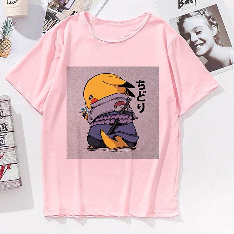 fashion-cartoon-font-b-pokemon-b-font-printed-t-shirt-women-autumnz-new-summer-short-sleeve-tshirt-funny-pikachu-design-casual-t-shirt-female