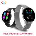 696 Модные Смарт-часы CF68  водонепроницаемые  IP67  кровяное давление  спортивные  женские часы  пульсометр  умный Браслет для IOS Android